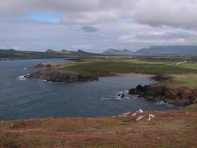 Razgled s Clogher Heada (Dingle)