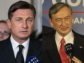 Borut Pahor, Danilo Trk