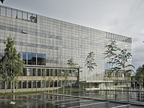 Bevk Perović Arhitekti: Fakulteta za matematiko