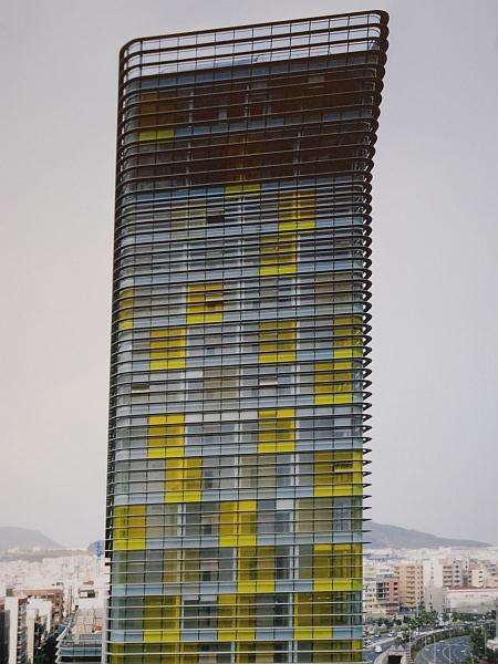 Ábalos & herreros arquitectos: Torre Woerman (Las Palmas de Grand Canaria)