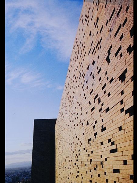 Antonio Jiménez Torrecillas: Poseg v zid Nasrid in njegovo okolico