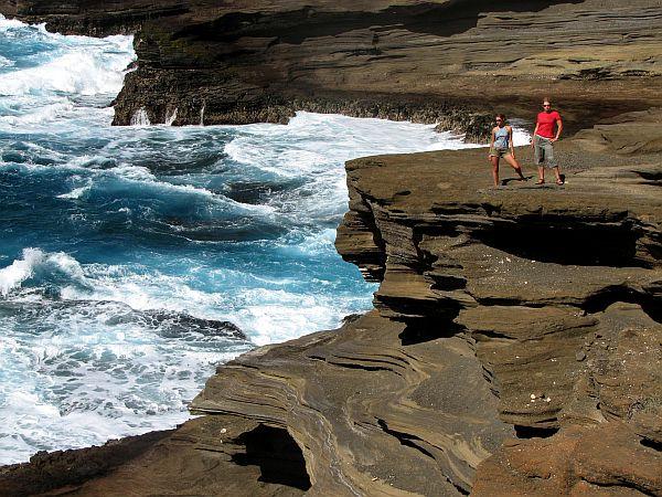 Obala, kjer so snemali Skrivnostni otok