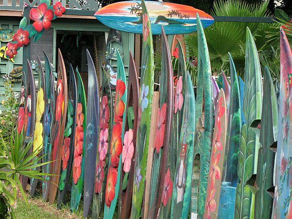 Poslikane deske na Oahuju