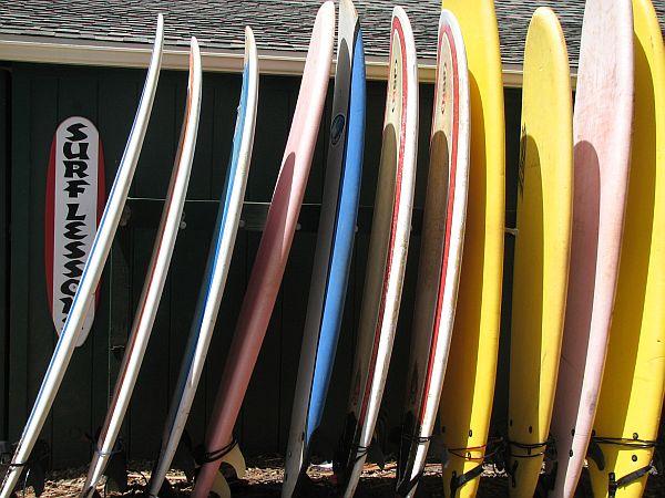Surf deske