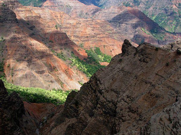 Waimea kanjon na Kauaiju