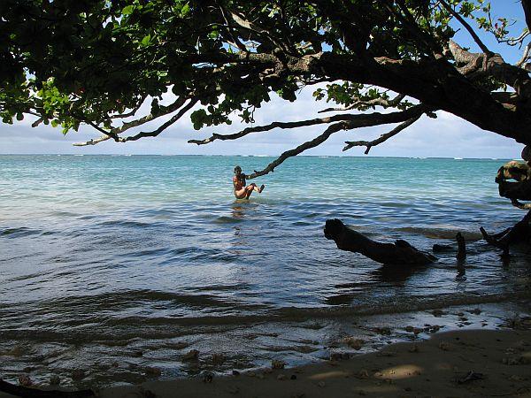 Plaža na Kauaiju