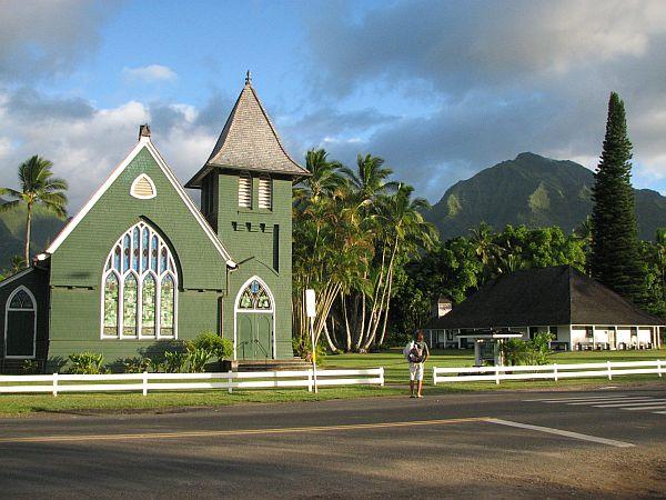 Cerkev v Hanaleiu